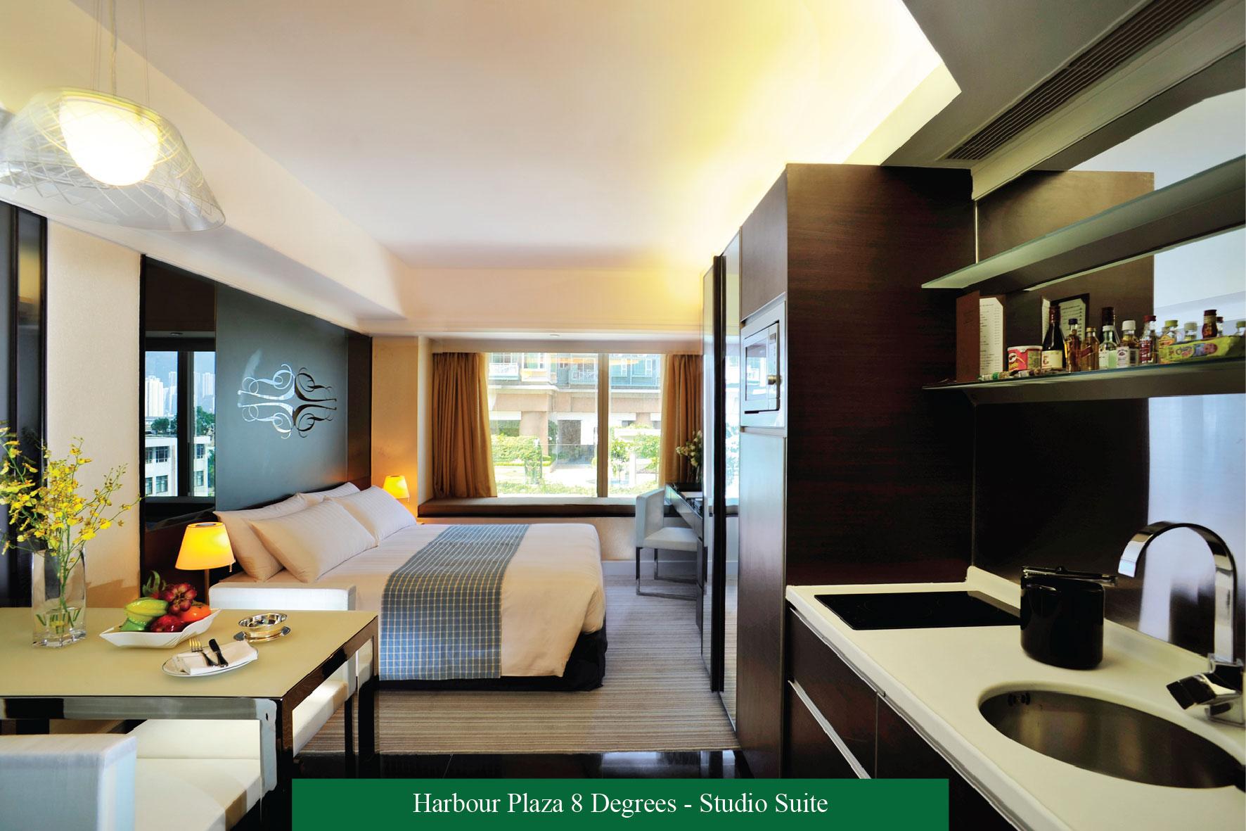 harbour plaza 8 degrees | hong kong serviced apartments
