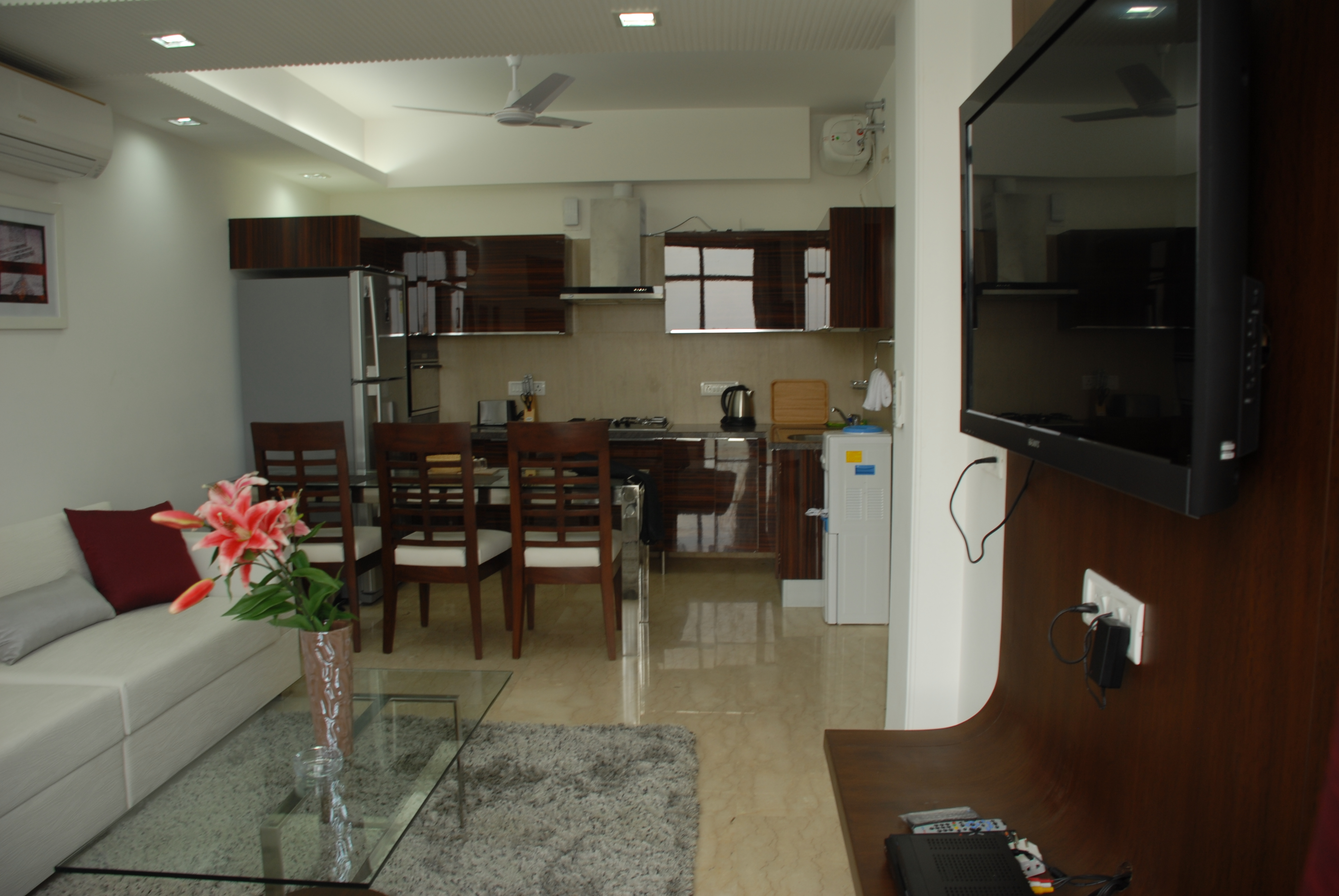 Palm Greens Serviced Apartment