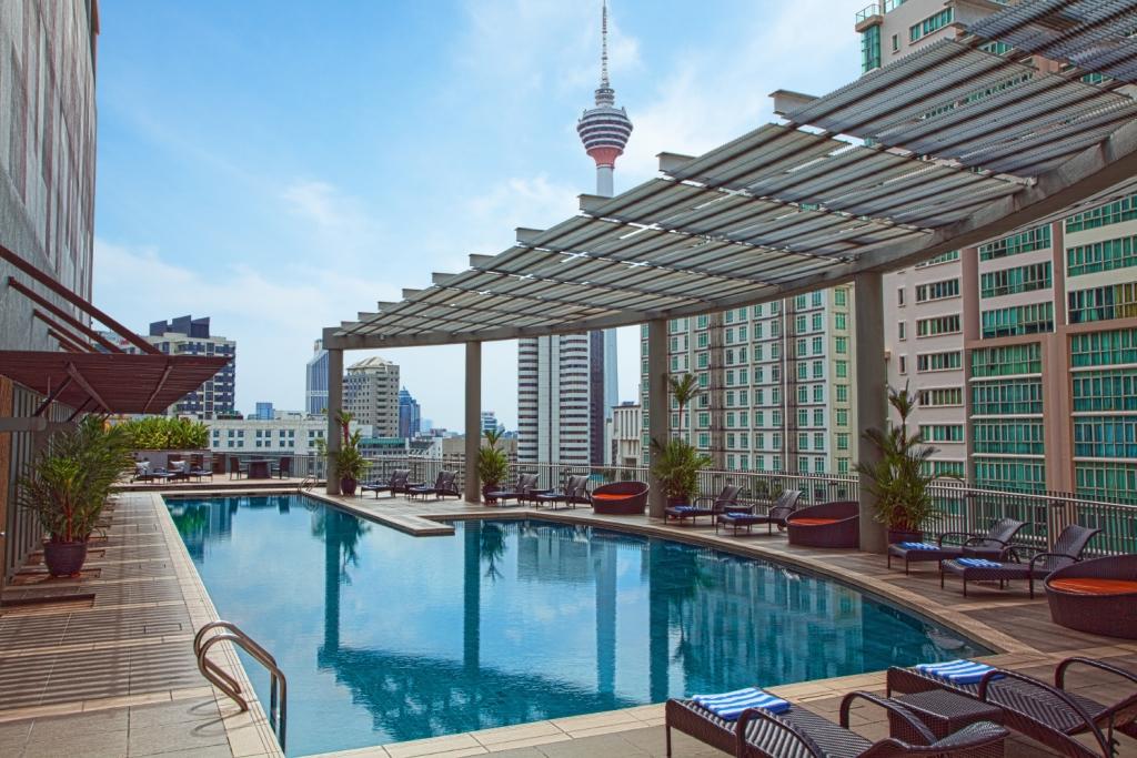 Image gallery kuala lumpur apartments for Apartment design malaysia