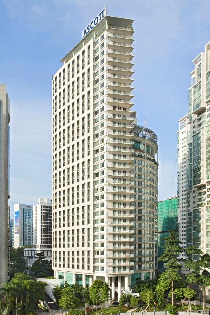 Ascott Kuala Lumpur Kuala Lumpur Serviced Apartments