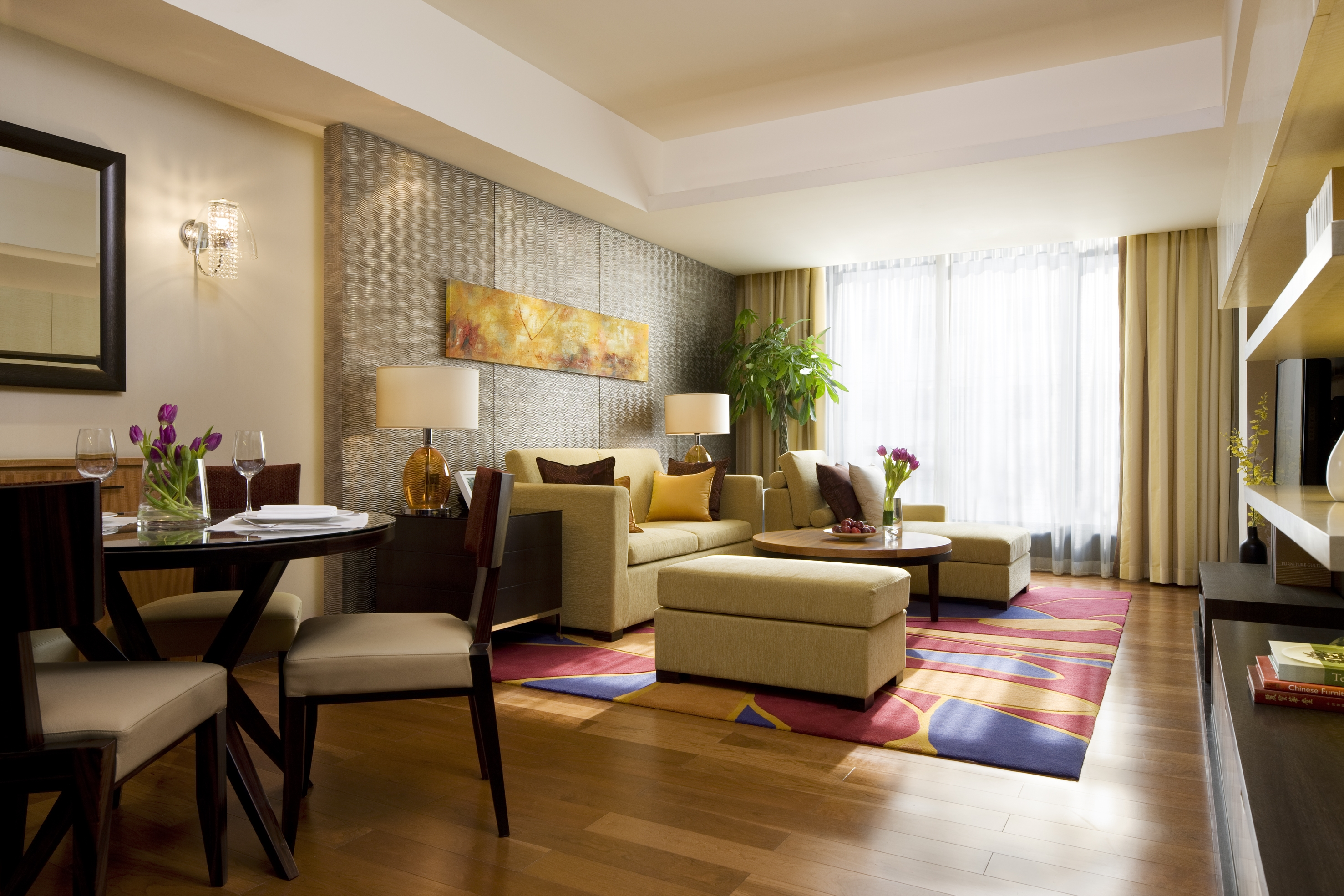 Beijing serviced apartments mondestay worldwide for Furnished apartments