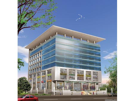 REGUS Hyderabad Shangri-la