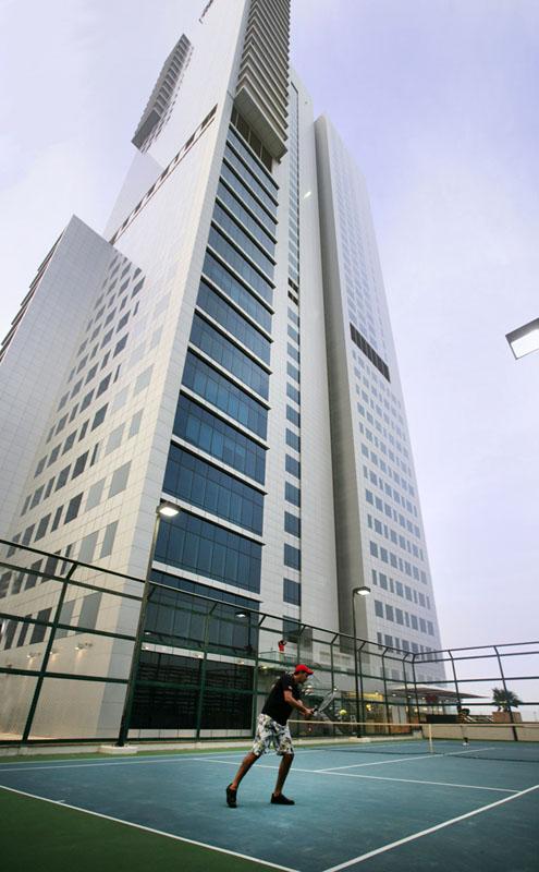 Fraser Suites Dubai | Dubai Serviced Apartments ...