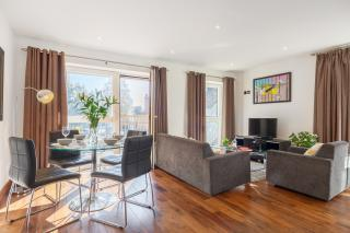 SHOREDITCH SQUARE SERVICED APARTMENT, DISS STREET