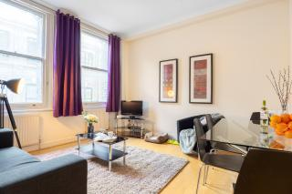 CREECHURCH LANE SERVICED APARTMENT
