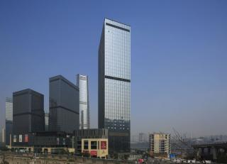 Corporate Avenue Centre, Chongqing