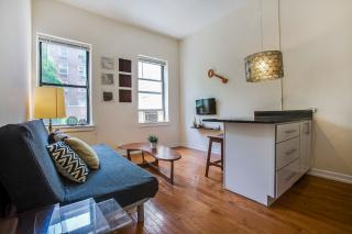 Midtown East 1 BR unit 3 in the perfect location.